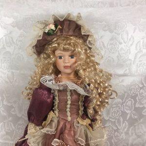 Porcelain Doll. Victorian Renaissance
